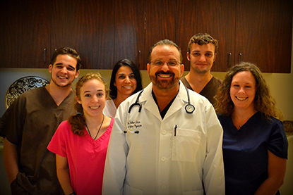 Dr. Arthur Zacco and Team