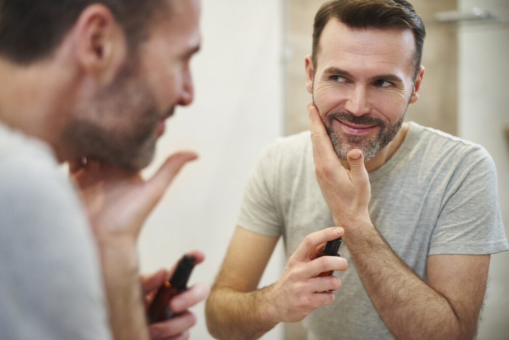 A Review of Some Special Anti-Aging Considerations & Treatments for Men